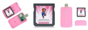 Ace3ds plus l'adaptateur USB avec linker 3DS  dans Ace3ds Plus ace-plus-3_-300x102