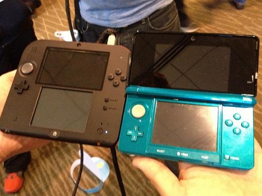 Comparaison Nintendo 3DS et 2DS dans Gateway 3DS 2ds-vs-3ds-size-comparison-1100915