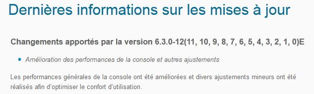 3DS mis à jour 6.3.0-12 et supercard dstwo peut fonctionner directement dans 3DS 6.3.0-12 3ds-