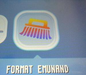 format-emunand