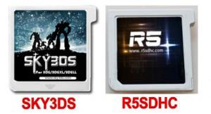 SKY3DS-R5SDHC