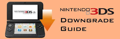 downgrader 3ds